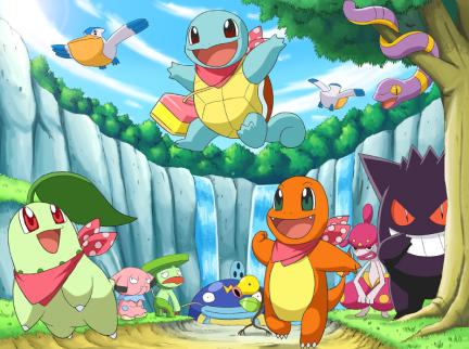 Gincana Pokémon Fire Storm! Introuq6